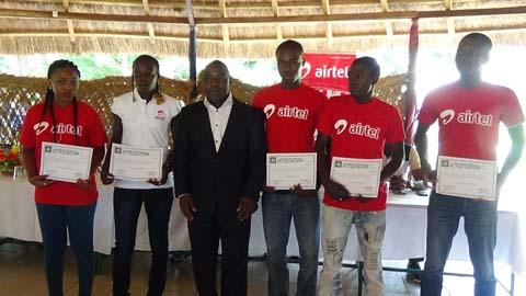 Formation en informatique: 60 jeunes de Bobo formés par Airtel Burkina reçoivent leurs attestations