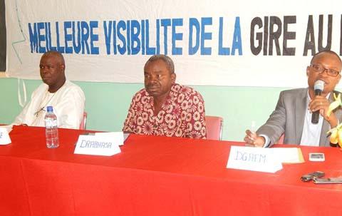 Gestion intégrée des ressources en eau: l'Agence de l'eau du Mouhoun sensibilise les journalistes du Centre Ouest et du Nord
