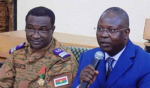 Justice militaire: Sita Sangaré va s'attaquer aux dossiers Thomas Sankara et du coup d'Etat manqué du CND