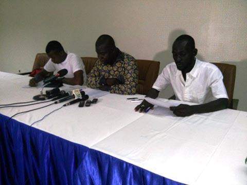 Elections 2015: «Il n'y a jamais eu de saisie de 5 000 fausses cartes d'électeurs», dixit                                      Abdallah Ben Azize Ouattara du CPPU