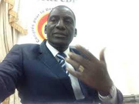 CDP: Le secrétaire général,  Ollo Anicet Pooda, quitte le navire
