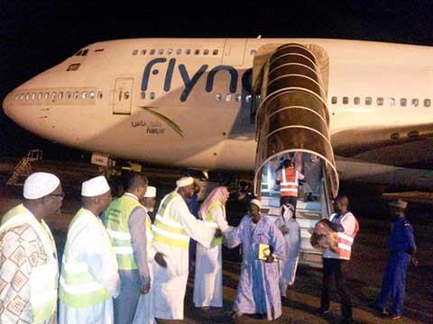 Hadj 2015: Les premiers «El Hadj» et «Hadja» de retour au Burkina