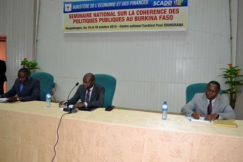 Cohérence des politiques publiques: Il faut définir et «stabiliser les secteurs de planification»