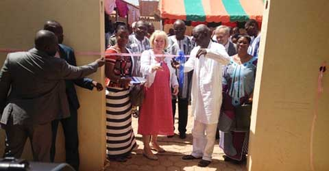 Diakonia- Burkina: Un nouveau siège à Ouaga