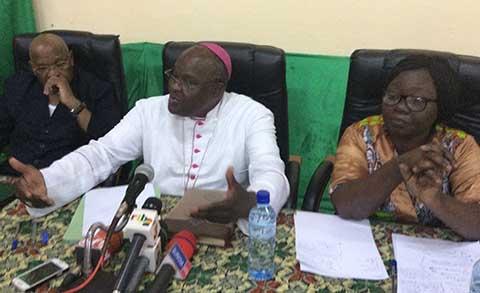 «Les raisons du putsch n'ont rien à voir avec le rapport du CNRN, mais plutôt l'exclusion» dixit Monseigneur Paul Ouédraogo, archevêque de Bobo-Dioulasso