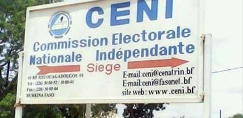 Election présidentielle du 29 novembre: Les quatorze candidats confirmés