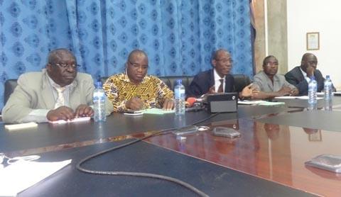 Crise à 2iE: «Le travail va bon train dans notre établissement», dixit Hama Amadou Maïga