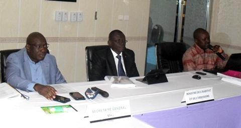 Foncier urbain au Burkina: Un conclave pour l'élaboration d'un avant-projet de loi