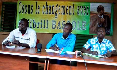 Coup d'Etat manqué du 16 septembre: le Comité de soutien à Djibrill Bassolé clame l'innocence de son candidat