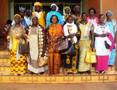Coordination régionale des femmes du Nord: Kadiatou Ouédraogo aux commandes