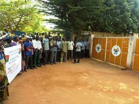 Bobo-Dioulasso: Des militants du MPP pointés du doigt pour l'arrestation de François Kaboré
