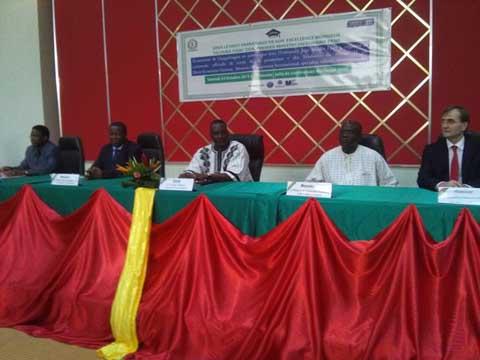 Master en Managment international: 39 diplômés prêts à renforcer l'administration publique et privée du Burkina