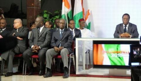 Présidentielle ivoirienne 2015: La CEI transmet les résultats provisoires au Conseil constitutionnel