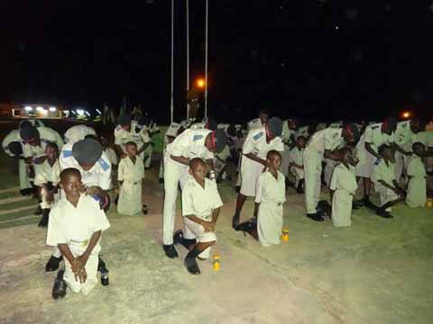Prytanée militaire du Kadiogo: La promotion «Unité nationale» a prêté serment