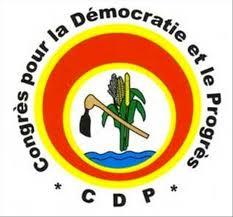 Journée des martyrs: Le CDP réitère ses condoléances et sa compassion