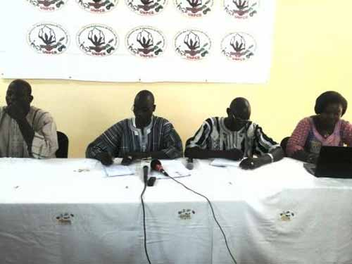 Arrestation de Karim Traoré: Le Conseil de gestion de l'UNPC/B demande sa libération immédiate