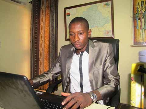 Dieudonné Samson Yaogho: A 28 ans, il est directeur national d'une société minière canadienne
