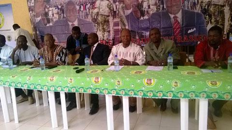 Election présidentielle: Une Coalition de partis politiques pour  Zéphirin Diabré
