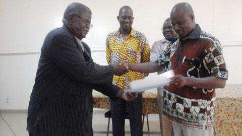 Filière Riz au Burkina: La plateforme SIMAgri pour intensifier les échanges commerciaux