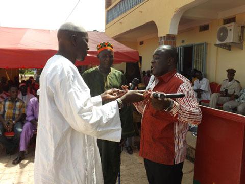 Bobo-Dioulasso: Youba Zongo aux commandes de l'OTRAF/Houet