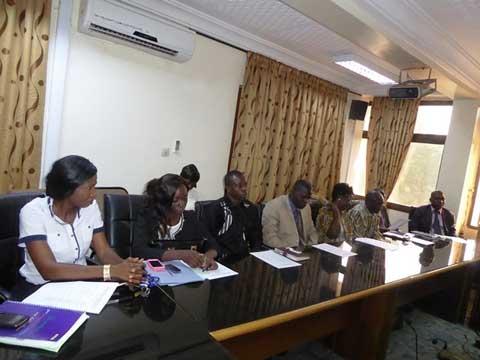 Chômage et le sous-emploi des jeunes: Plus de 500 millions de francs CFA pour le Programme d'appui