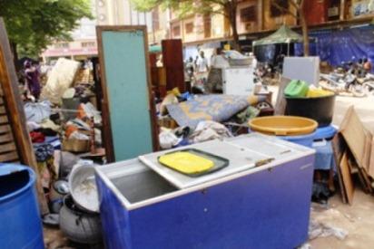 Affaire Immeuble Sanfo: Les occupants ont été expulsés