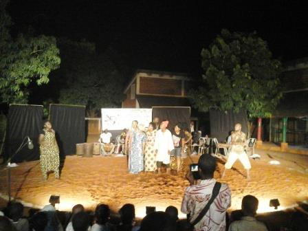 Théâtre: Un spectacle dénommé «Bobo» pour retracer l'histoire de la ville