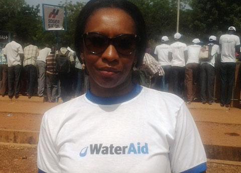 Isabelle Barry: «WaterAid, à travers le Tour du Faso, veut sensibiliser les populations sur l'hygiène et l'assainissement»