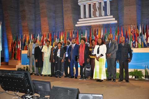 38è conférence générale de L'UNESCO le Burkina sollicite une place au comite du patrimoine mondial