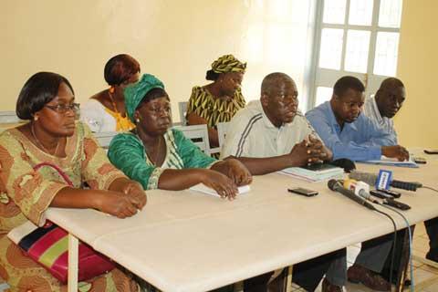 Crise dans les  cités universitaires: Le personnel du CENOU a suspendu sa grève