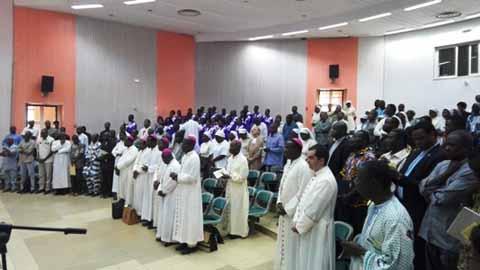 Des assises pour une école catholique plus forte au Burkina
