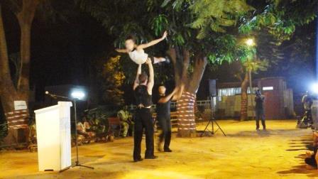 Bobo-Dioulasso: C'est parti pour la première édition du festival des arts du cirque