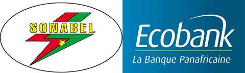 Cinq (5) nouvelles agences ECOBANK pour le règlement des factures SONABEL