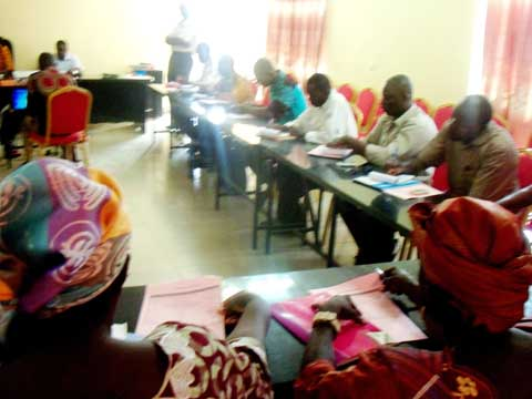 Droits Humains à Gaoua: Les journalistes désormais prêts à  les promouvoir