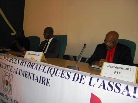 Sécurité alimentaire: Le comité de prévision tient son deuxième conclave