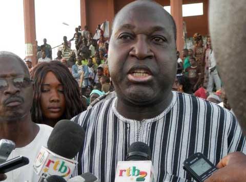 Zéphirin Diabré à Dédougou: «Les lions et les lionceaux ont pris possession de la Boucle du Mouhoun et actuellement les hyènes se cherchent»