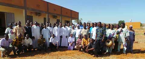 Église du Burkina: Planifier pour gagner plus d'âmes au Christ