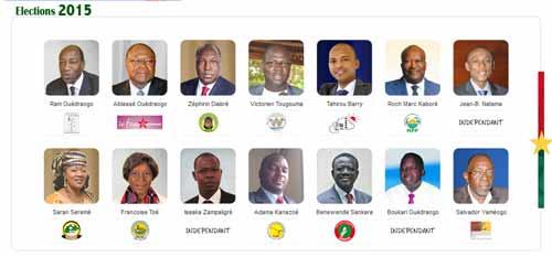 Programmes croisés: Ce que les candidats à la présidentielle proposent à la diaspora