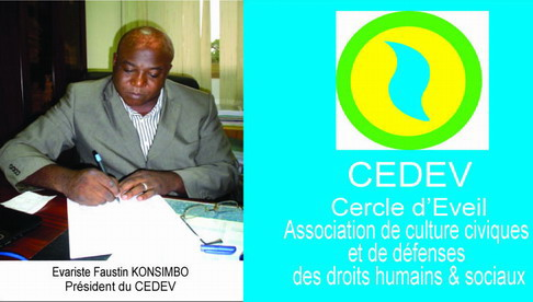 Appel du CEDEV pour les élections 2015: