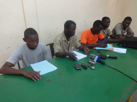 Arrestation de Arnaud Kissou: L'AESO menace de suspendre les cours à Ouaga