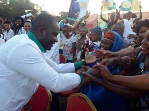 Aboubacar Gansoré aux militants de l'AJIR de Bobo-Dioulasso: «Si tout se passe bien, Adama Kanazoé sera le Président du Faso»