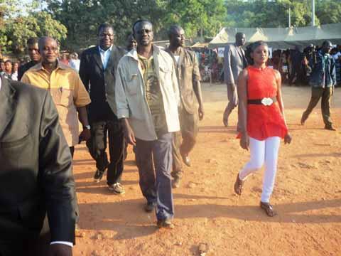 L'UNIR /PS à la rencontre de ses militants de Gaoua