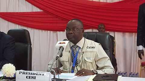 Elections du 29 novembre 2015: 17 160 observateurs et 1719 journalistes accrédités par la CENI