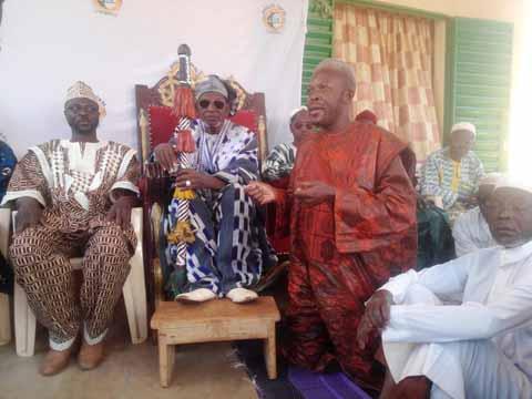 Message de sa majesté le chef suprême des Dioulas du Burkina Faso