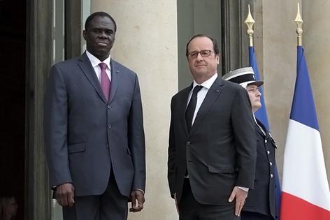 Le Président du Faso à Paris pour la Conférence des Nations unies sur les changements climatiques (COP21)