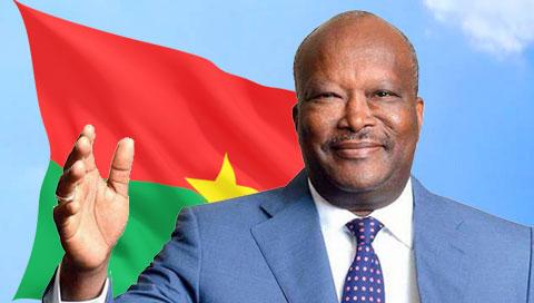 Roch Marc Christian Kaboré, Président «provisoire» du Burkina Faso