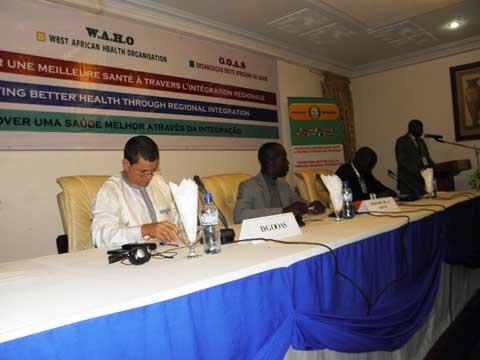 CEDEAO- SANTE: L'OOAS à la rencontre des communicateurs pour plus de visibilité