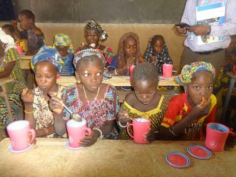Introduction du yaourt dans 20 écoles du sahel: Améliorer l'état nutritionnel de 2500 élèves d'ici fin 2016