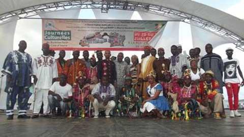 Journées culturelles ivoiro-burkinabè: Souder les deux pays par la culture