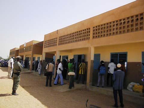 Education: Le tandem Plan Burkina/Per Tore Teksum offre un complexe scolaire à Vousnango
